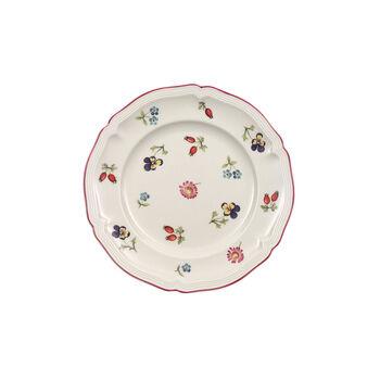 Petite Fleur Appetizer/Dessert Plate