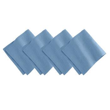 Denim Blue Dinner Napkin Set