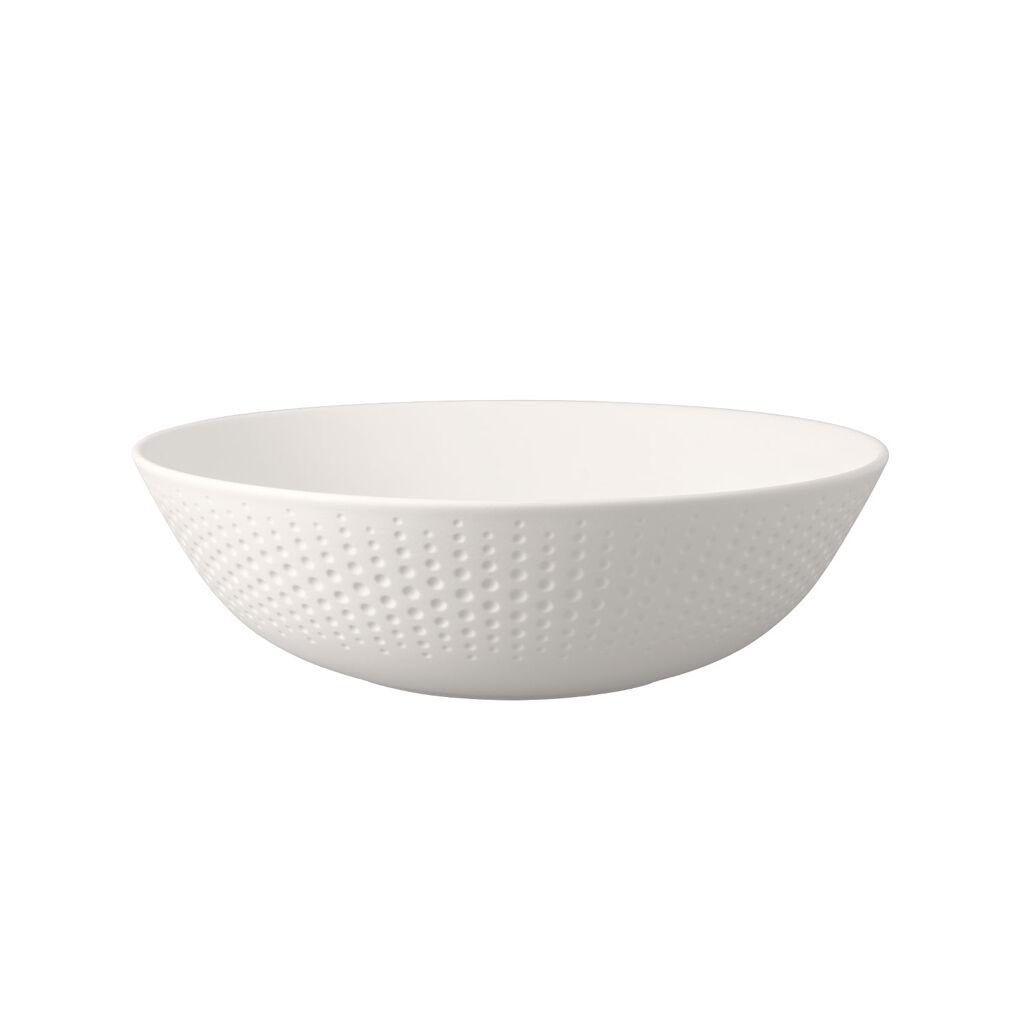 빌레로이 앤 보흐 과일 볼 Villeroy & Boch Manufacture Collier blanc Fruit/decorative bowl