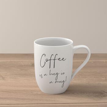 Statement Mug: Coffee is a hug in a mug