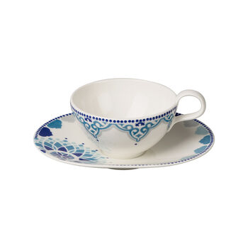 Tea Passion Medina Teacup & Saucer