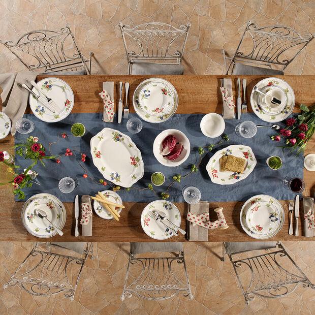 Cottage Oval Platter, Large, , large
