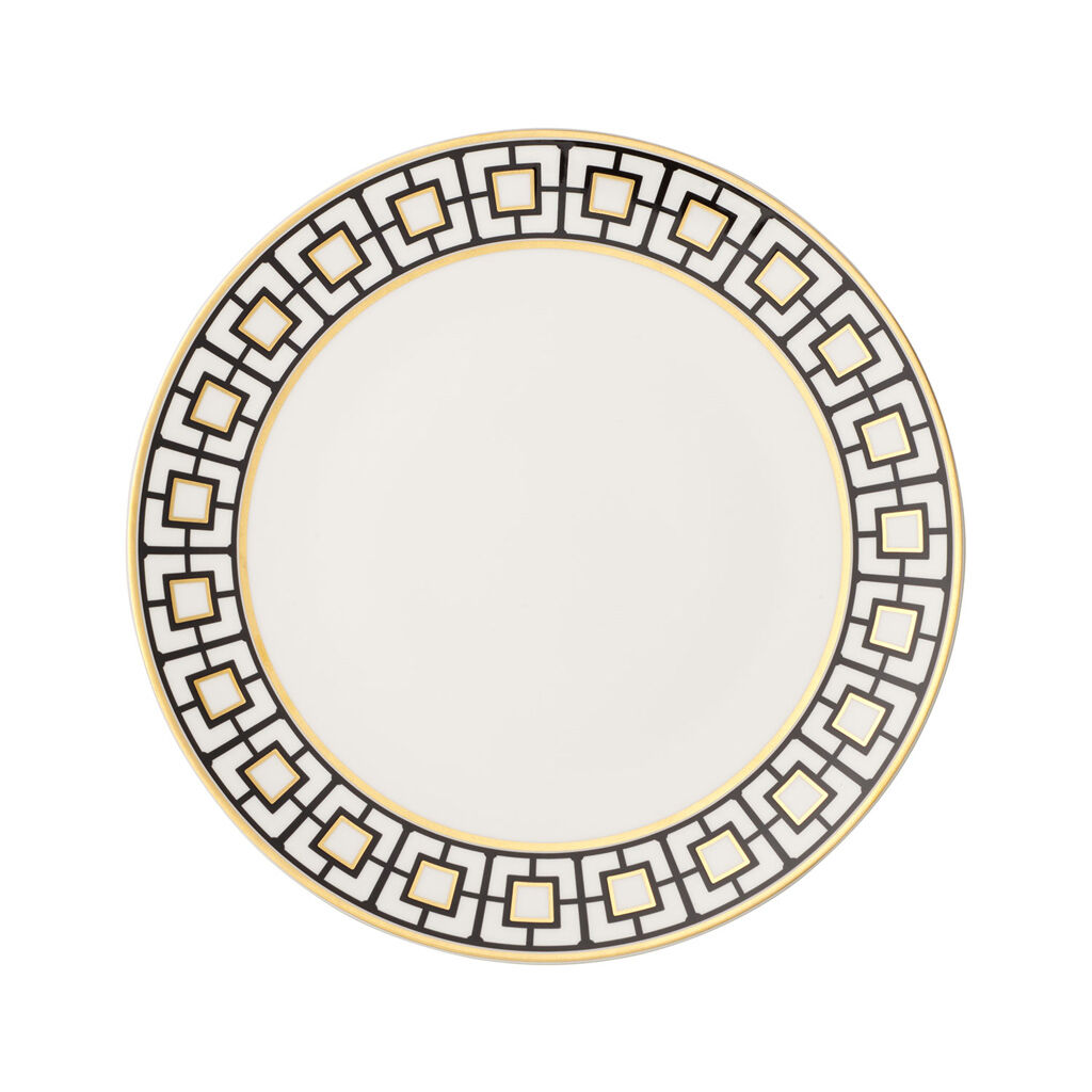 빌레로이 앤 보흐 ' 메트로 시크' 디너 접시 Villeroy & Boch MetroChic Dinner Plate 10.75 in