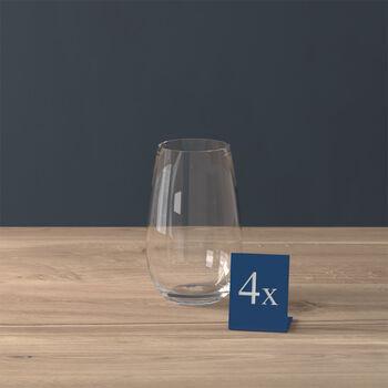 Entrée Water/Cocktail Glass