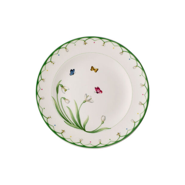 Colourful Spring Salad Plate, , large