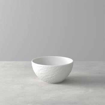 Manufacture Rock Blanc Rice Bowl