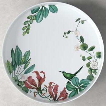 Avarua Gifts Decorative Tray, Round