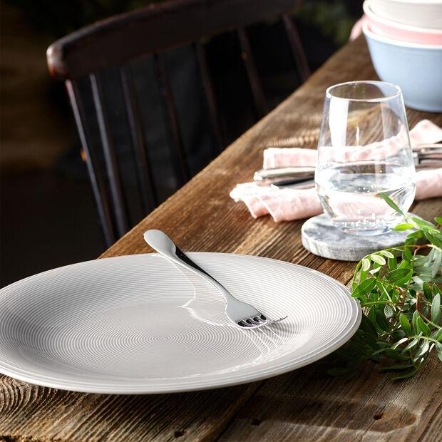 Color Loop Stone Dinner Plate, , large