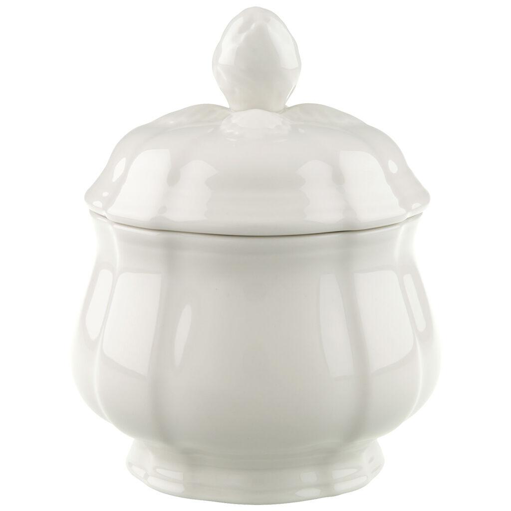 빌레로이 앤 보흐 마누아 슈가볼 Villeroy & Boch Manoir Sugar Bowl 7 1/2 oz