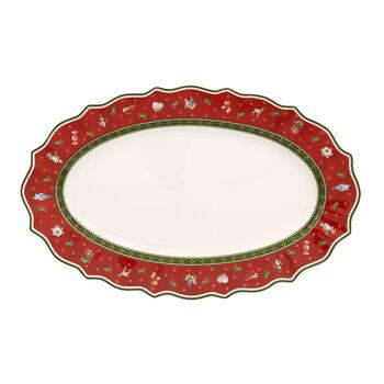 Toy's Delight Medium Oval Platter