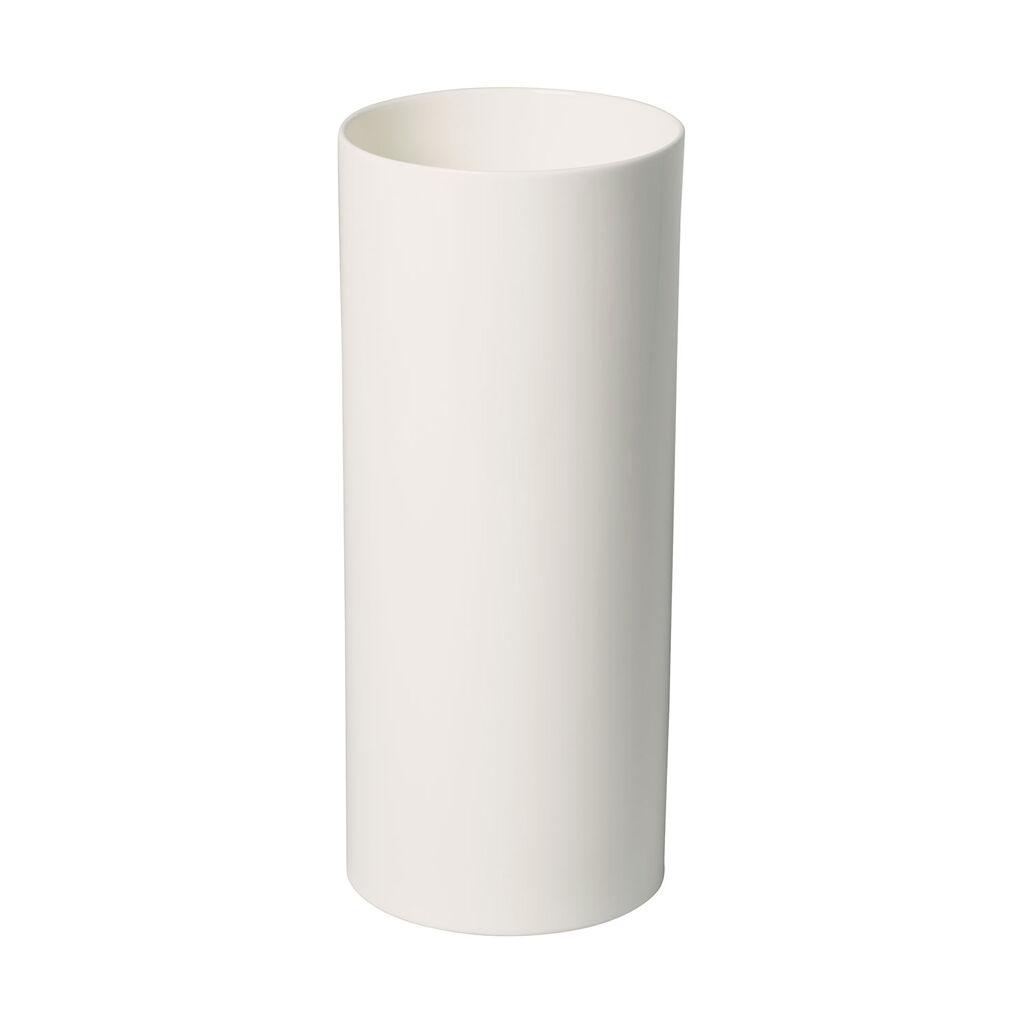 빌레로이 앤 보흐 '메트로 시크' 화병 톨 Villeroy & Boch MetroChic blanc Gifts Tall Vase 11.75 in