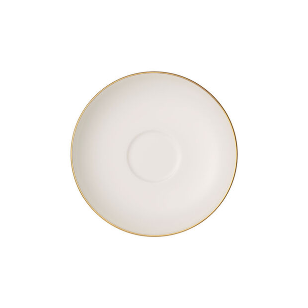 Anmut Gold Espresso Cup Saucer, , large