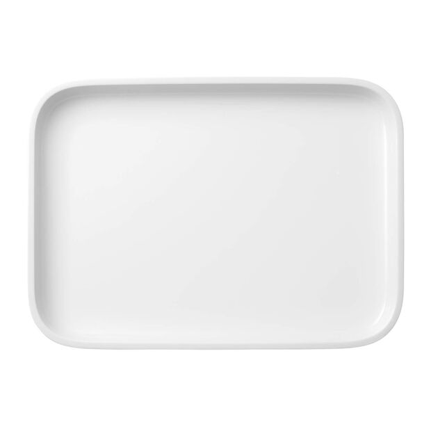 Clever Cooking Rectangle Serving Plate/Lid, Large, , large