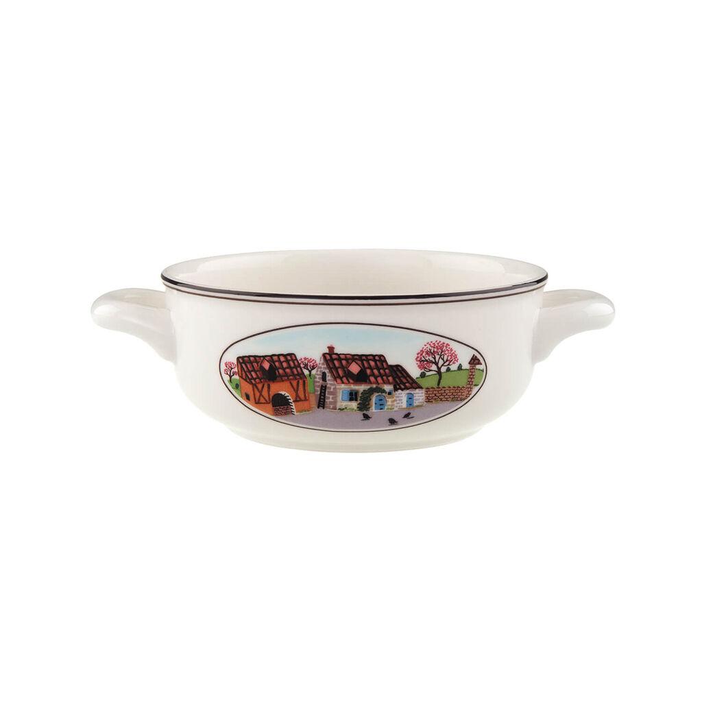 빌레로이 앤 보흐 디자인 나이프 수프컵 Villeroy&Boch Design Naif Cream Soup Cup 14 oz