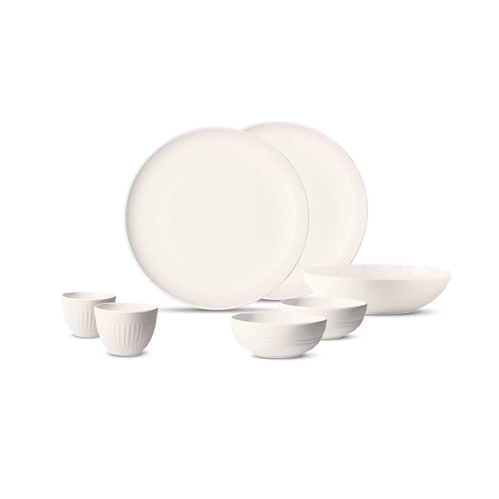 빌레로이 앤 보흐 그릇 세트 (7피스) Villeroy & Boch its my match First Love : 7pc set
