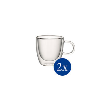 Artesano Hot & Cold Beverages Cup: Small, Set of 2