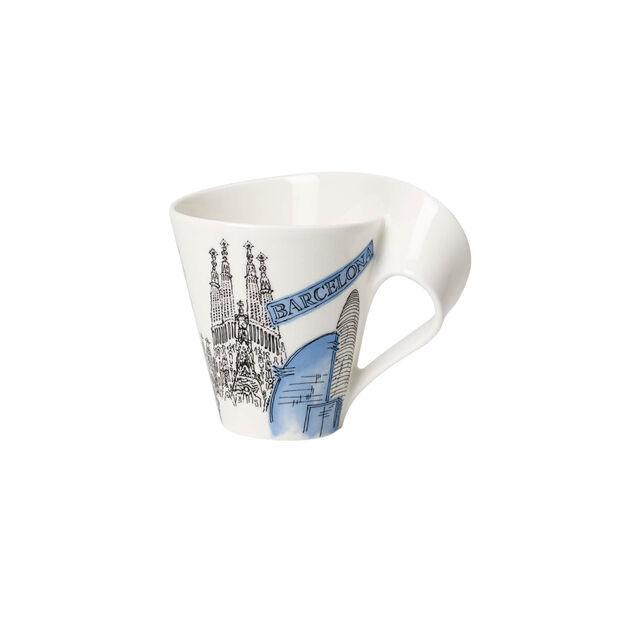 Cities of the World Mug: Barcelona, , large