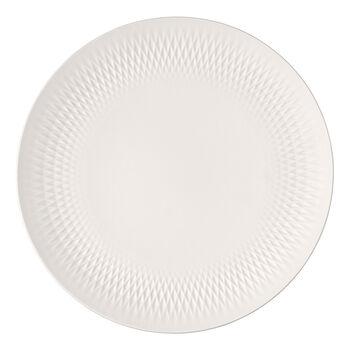Manufacture Collier Blanc Centerpiece Bowl