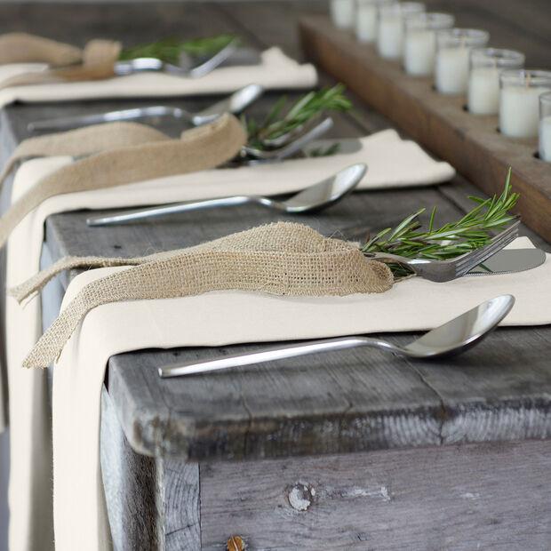 Ivory Dinner Napkin Set, , large