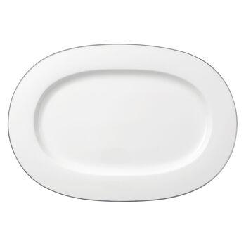 Anmut Platinum No. 1 Oval Platter