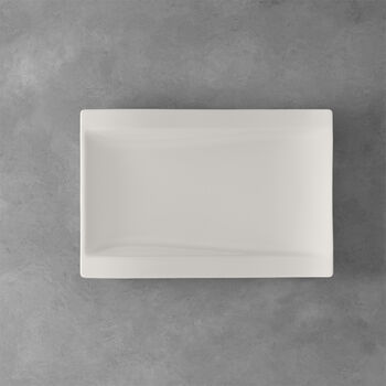 NewWave Large Rectangle Dinner Plate