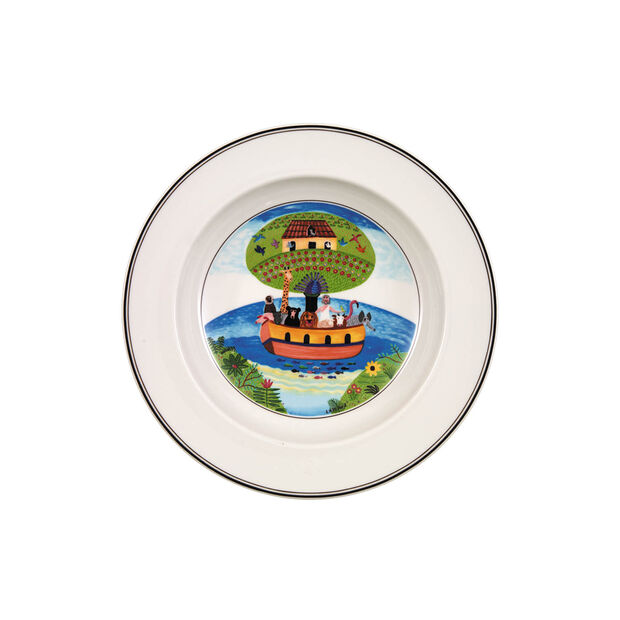 Design Naif Rim Soup #2 - Noah's Ark, , large