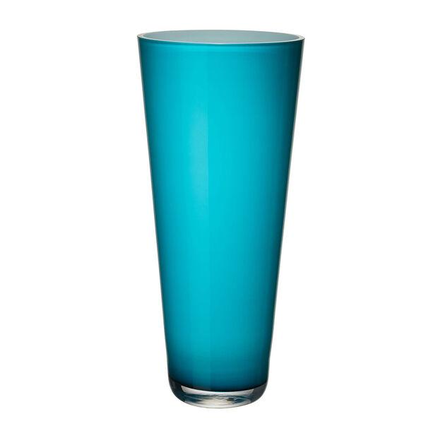 Verso Vase caribbean sea 380mm, , large