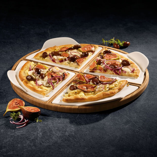 Pizza Passion 5 Piece Pizza Set, , large
