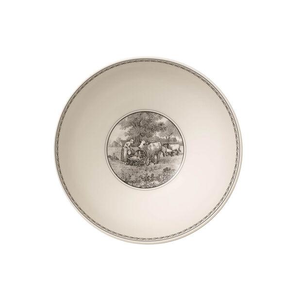 Audun Ferme Round Bowl, Large, , large