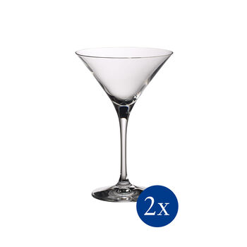 Purismo Bar Martini/Cocktail, Set of 2