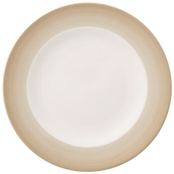 Colorful Life Natural Cotton Dinner Plate
