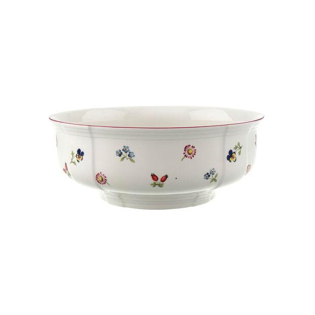 Petite Fleur Round Bowl, Large, , large
