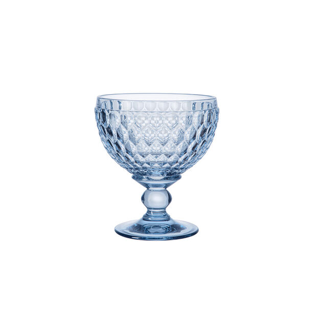 Boston Colored Champagne/Dessert Bowl : Blue 13.5 oz, , large
