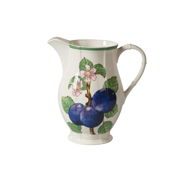 French Garden Modern Fruits Pitcher, , large