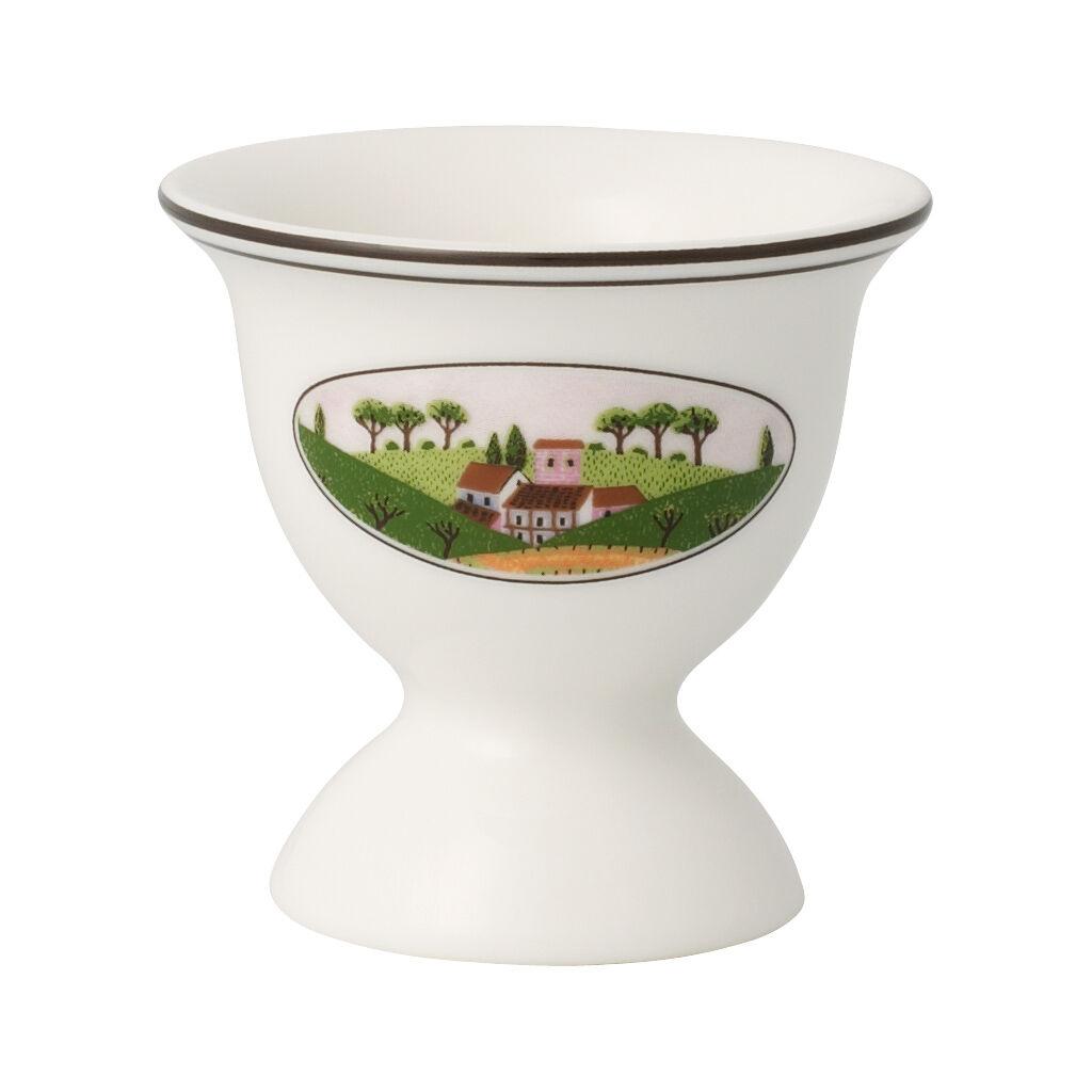 빌레로이 앤 보흐 Villeroy & Boch Charm & Breakfast Design Naif Egg Cup
