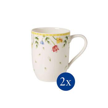 Spring Awakening Mugs, Set of 2