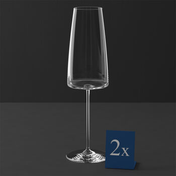 MetroChic Champagne, Set of 2