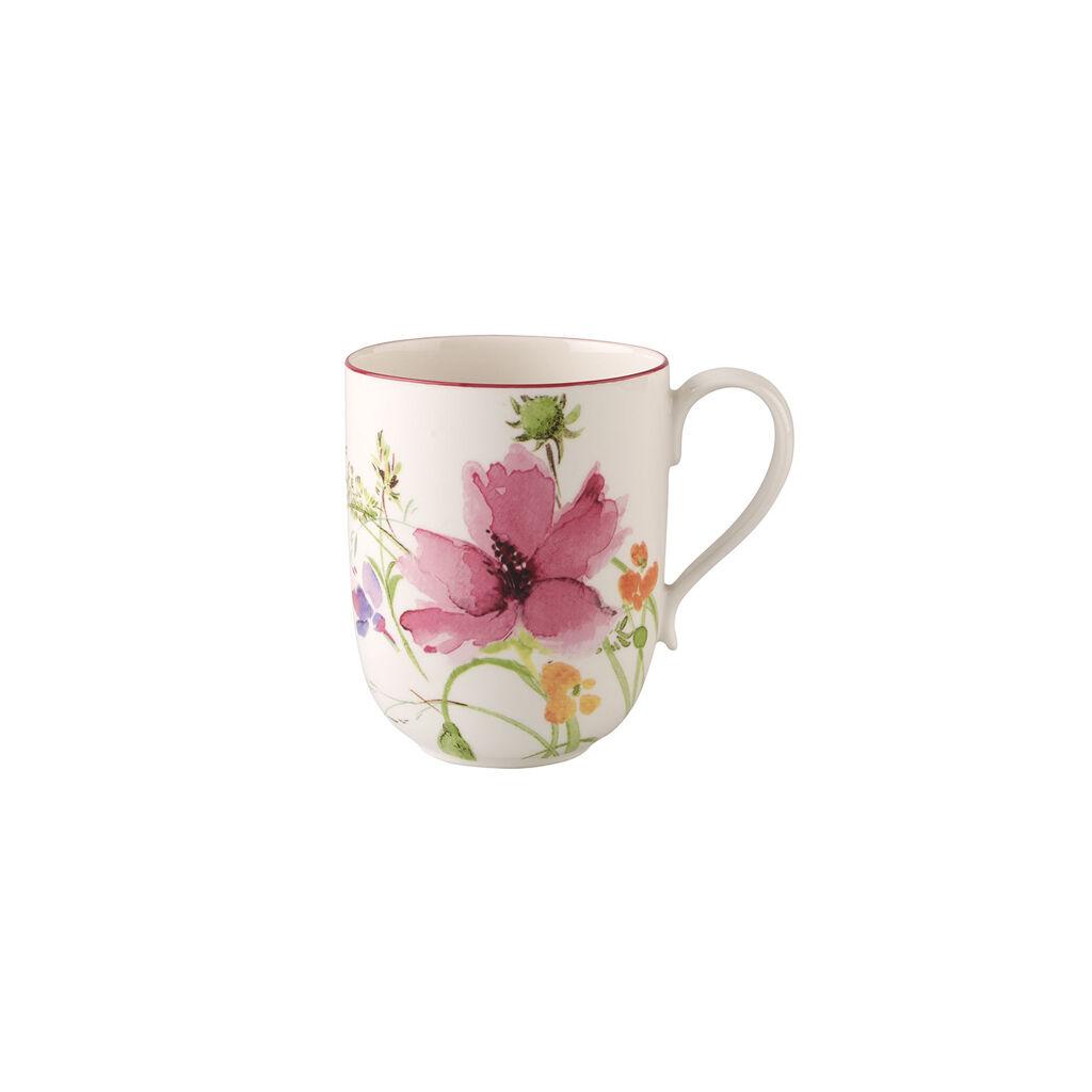 빌레로이 앤 보흐 마리플뢰르 머그 Villeroy & Boch Mariefleur Latte Mug 15.2 oz