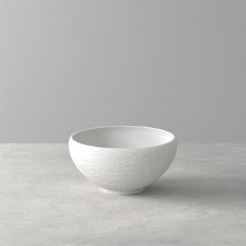 Manufacture Rock Blanc Rice Bowl, Medium