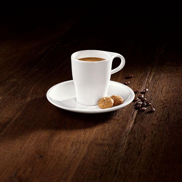 Coffee Passion Doppio Espresso Cup & Saucer Set, , large