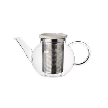 Artesano Hot & Cold Beverages Teapot with Strainer, Medium