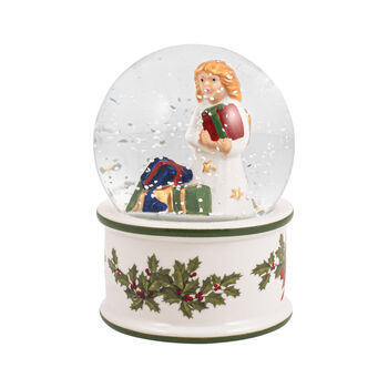 Christmas Toys Small Snow Globe: Angel