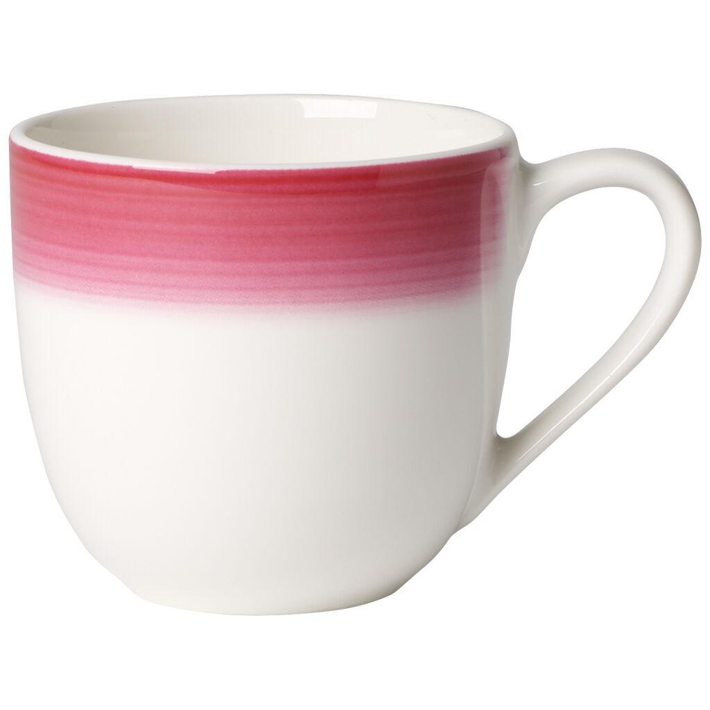 빌레로이 앤 보흐 컬러풀 라이프 에스프레소잔 Villeroy & Boch Colorful Life Berry Fantasy Espresso Cup 3.25 oz