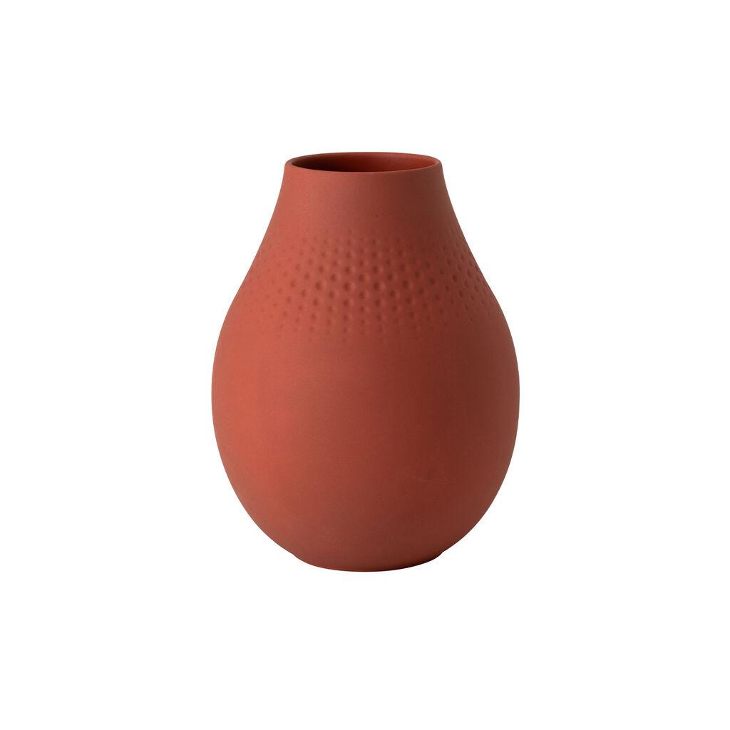빌레로이 앤 보흐 화병 Villeroy & Boch Manufacture Collier terre Tall Vase : Perle