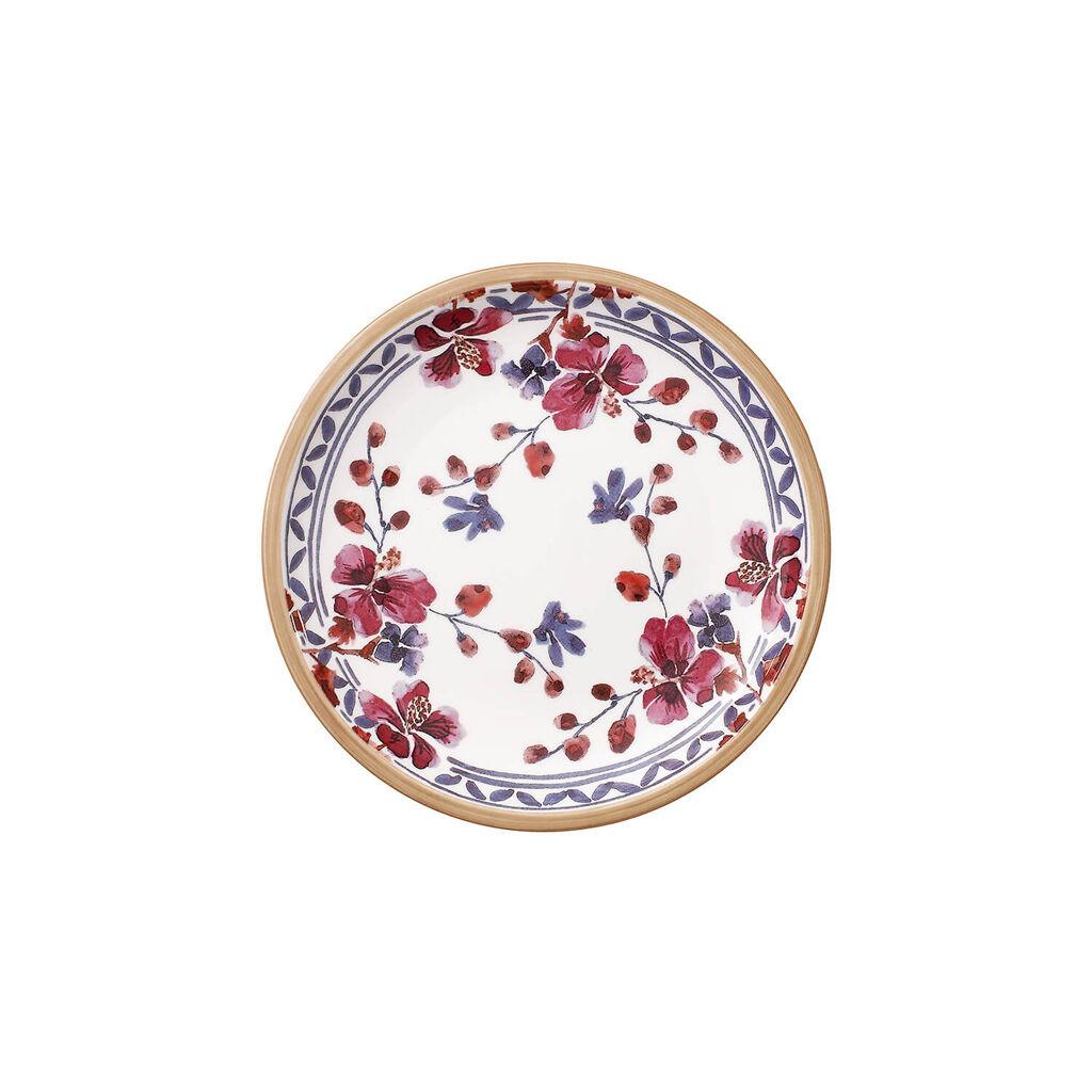 빌레로이 앤 보흐 아르테사노 브레드 버터 접시 Villeroy & Boch Artesano Provencal Lavender Bread & Butter Plate 6.25 in