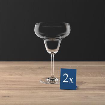 Purismo Bar Margarita Glass, Set of 2