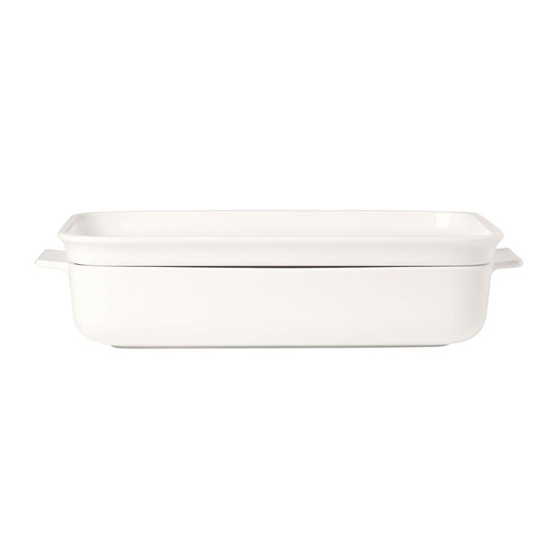 Clever Cooking Medium Rectangular Baker with Lid, , large