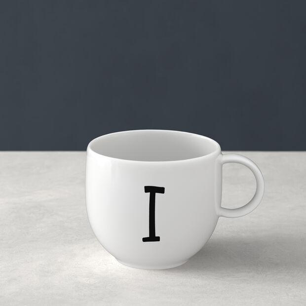 Letters Mug: I, , large