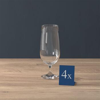 Entrée Beer Glass, Set of 4