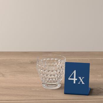 Boston Shot Glass, Set of 4